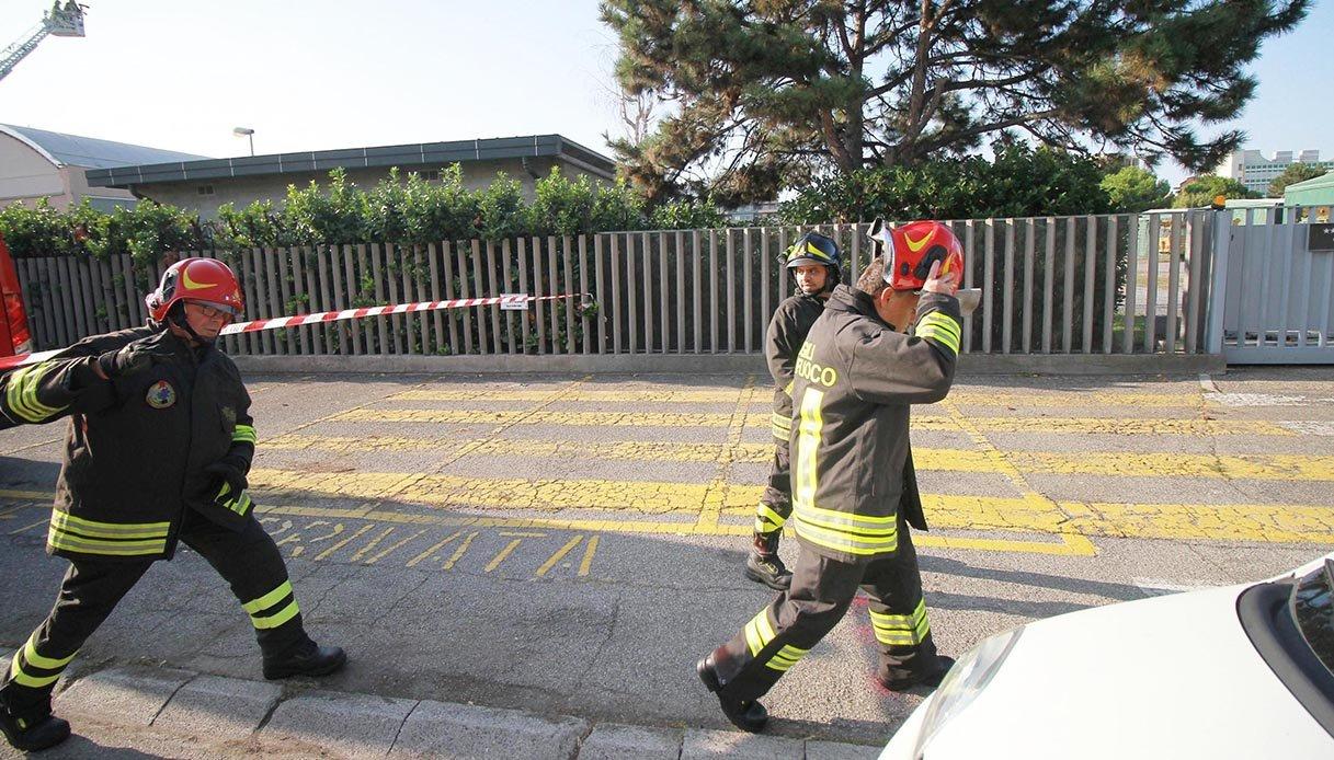 Milano: incendio in una ditta di cannabis light