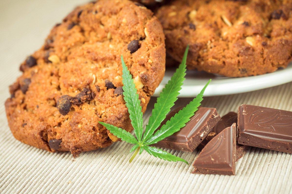 Cibo con cannabis: quali sono le conseguenze?