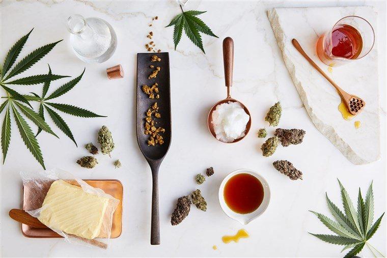Il Trend della Cannabis in... CUCINA !